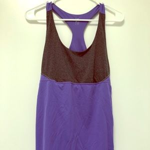 Zella Racer back tank top